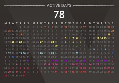 ActiveDays-2016